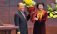 Nguyen Thi Kim Ngan zur ersten Parlamentspräsidentin Vietnams