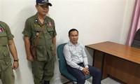 Falsche Landkarte verwenden: Kambodscha verhaftet Parlamentarier Um Sam An