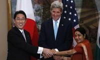 Japan, USA und Indien diskutieren über Zusammenarbeit in Luftfahrtsicherheit