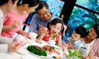 Aufbau von wohlhabenden, gleichberechtigten und glücklichen Familien
