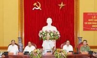 Erstmals ist KPV-Generalsekretär Mitglied der Zentralparteileitung der Polizei