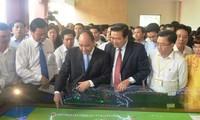 Provinz Long An wirbt für ausländische Investitionen