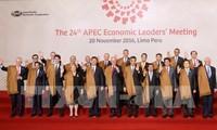 Tran Dai Quang beendet seine Aktivitäten im Rahmen des APEC-Gipfels 2016
