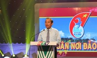 """Truong Hoa Binh nimmt am Programm """"Der Frühling auf weiten Inseln"""" teil"""