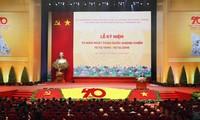 Zahlreiche Aktivitäten zum 70. Jahrestag des Widerstandskampfes