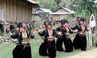 Eindrücke von Wäldern und Gebirgen im Leben und Musik der Kho Mu