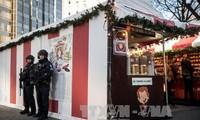 New York verschärft Sicherheitsvorkehrungen auf Weihnachtsmärkten