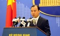 Vietnam protestiert gegen Ausbau künstlicher Inseln im Ostmeer durch China