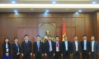 Provinz Khanh Hoa will mehr Investitionen der japanischen Wirtschaft anlocken