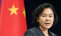 Reaktionen Chinas und der USA auf den jüngsten Raketentest Nordkoreas