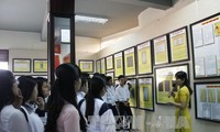 Ausstellung über Inselgruppen Hoang Sa und Truong Sa in Haiphong