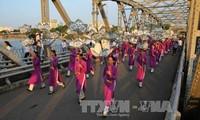 Abschluss des Festivals der Handwerksberufe in Hue 2017