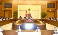 Förderung der parlamentarischen Zusammenarbeit zur Anpassung an den Klimawandel