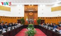 Vietnam-Besuch des myanmarischen Parlamentspräsidenten geht zu Ende