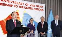 Internationale Freunde würdigen Beiträge Vietnams zur UNO