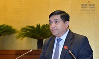 Parlament legt Wirtschaftswachstum von 6,7 Prozent für dieses Jahr fest