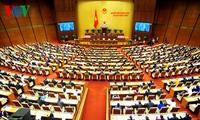Parlament diskutiert den geänderten Entwurf des Gesetzes für die Anzeige