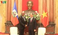 Der Vietnam-Besuch des Senatspräsidenten von Haiti geht zu Ende