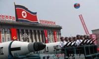 Südkorea verpflichtet sich diplomatische Lösung zur Denukleanisierung auf Korea-Halbinsel