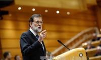 Der spanische Ministerpräsident löst das katalanische Parlament auf