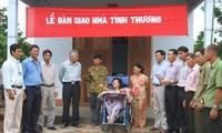 Agent-Orange-Opfer und Behinderten beim Zugang zu Gesundheitsdienstleistungen