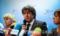 Staatsgericht ordnet Untersuchungshaft für abgesetzte katalanische Regierungsmitglieder an