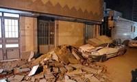 Mehr als 130 Tote bei Erdbeben an der Grenze zwischen Iran und Nordirak