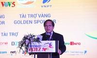 20. Jahrestag der Entstehung des Internets in Vietnam
