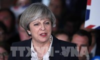 Theresa May begegnet Protest in der Regierungskoalition bezüglich Grenzefrage zu Irland