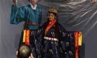 Projekts zur Darstellung vietnamesischer königlicher Kostüme und Zeremonien