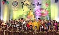 Solidarischer und gemütlicher Frühling der vietnamesischen Buddhisten in Tschechien