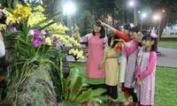Abschluss des Blumenfestes zum Frühling des Jahres des Hundes in Ho Chi Minh Stadt