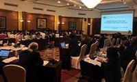 SOM-Sitzung zur Vorbereitung für GMS-Konferenz