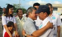 30. Jahrestag des Gefechts auf Gac Ma: Treffen der Veteranen