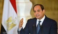 Ägyptens Präsident al-Sisi ruft zur Förderung des palästinensischen Versöhnungsprozesses auf