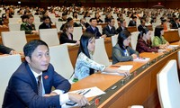Parlament verabschiedet das geänderte Verteidigungsgesetz