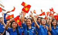 """Jugendliche im Mekong-Delta und Kampagne """"Meer und Inseln wie zu Hause"""""""