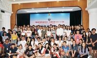 Abschluss des Sommercamps der im Ausland lebenden vietnamesischen Jugendlichen