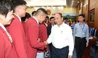 Hanoi ist Gastgeberstadt von Sea Games 31 und Para Games 11