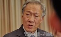 Singapur ruft ASEAN und China zur Vervollkommnung des COC auf