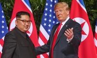 Anstrengungen der USA und Nordkoreas zur atomaren Abrüstung