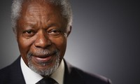 UN-Trauerfeier für früheren Generalsekretär Kofi Annan