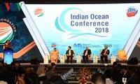Eröffnung der Konferenz über indischen Ozean