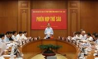 Tran Dai Quang leitet Sitzung der Zentralverwaltungsabteilung für Justizreform