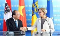 Premierminister Nguyen Xuan Phuc besucht Niederösterreich