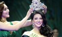 "Nguyen Phuong Khanh gewinnt erstmals den Titel ""Miss Earth"" für Vietnam"
