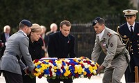 Frankreich veranstaltet zahlreiche Ereignisse zum Ende des Ersten Weltkrieges