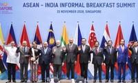Indien finanziert eine Milliarde US-Dollar für Investitionsprojekte in CLMV-Ländern