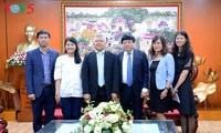 Indonesische Botschaft unterstützt Eröffnung des VOV-Vertretungsbüros in Indonesien