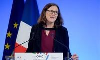EU drängt USA zum Beginn der Dialoge über WTO-Reform